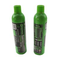 2 Canisters Of Nuprol 2.0 Premium Green Gas
